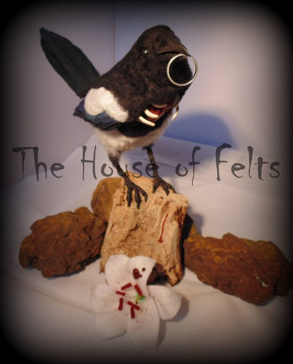 Felter Skelter: Freaky Felt photo by The House of Felts