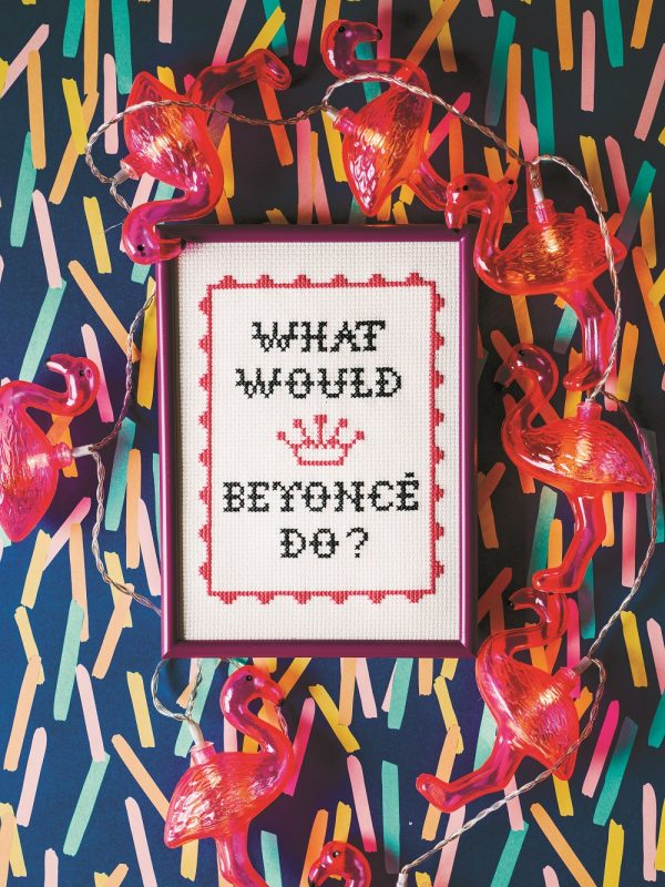 Book project - What would Beyonce do