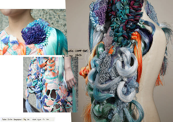 Details of Hand & Lock prize-winning project, Jin Kim