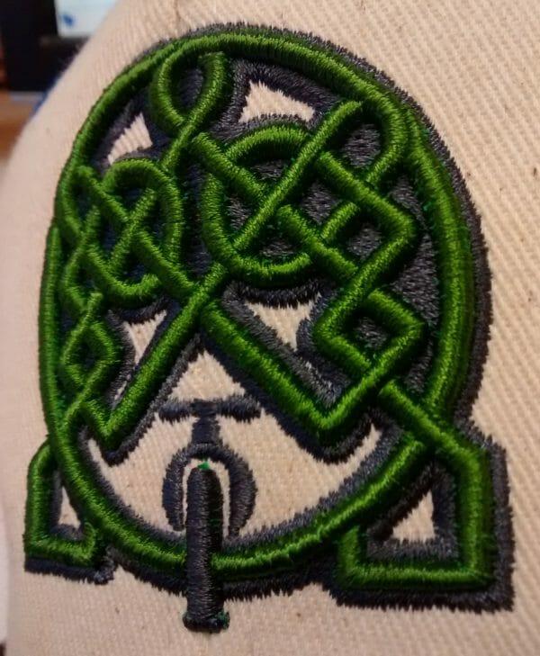 Quarter Celtic 3D Foam Hat