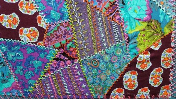 Naomi Clarke - Textile Creation