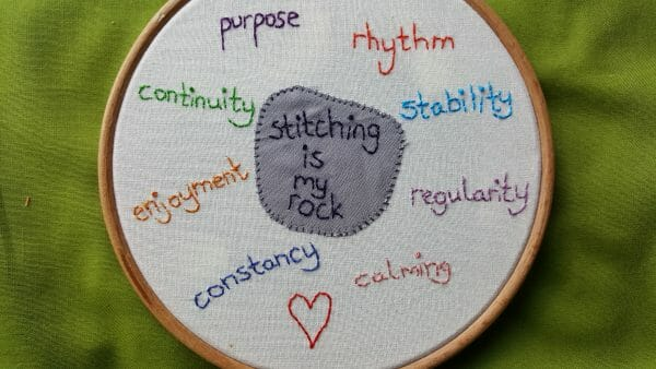 Naomi Clarke - Hand Embroidery