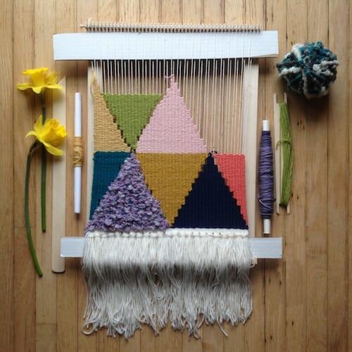 pidge pidge - Hand Weaving