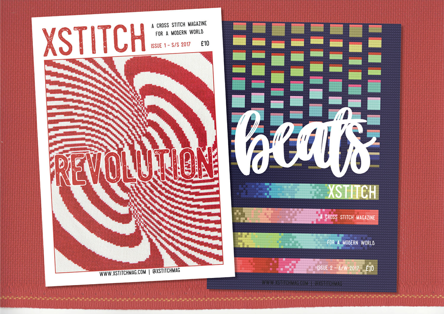 Subscribe to XStitch Magazine!