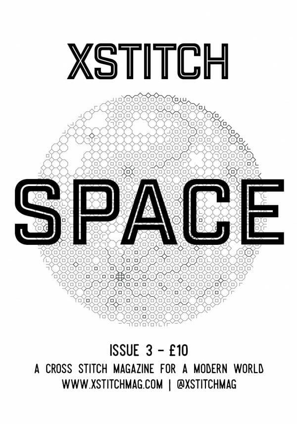 XStitch Magazine Issue 3 - Space