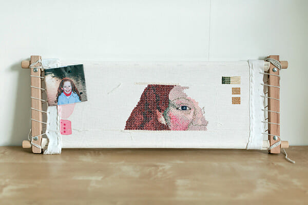 Charis Esther sample (2), Hand & Lock Prize for Embroidery 2017