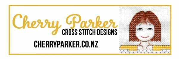 Cherry Parker Cross Stitch