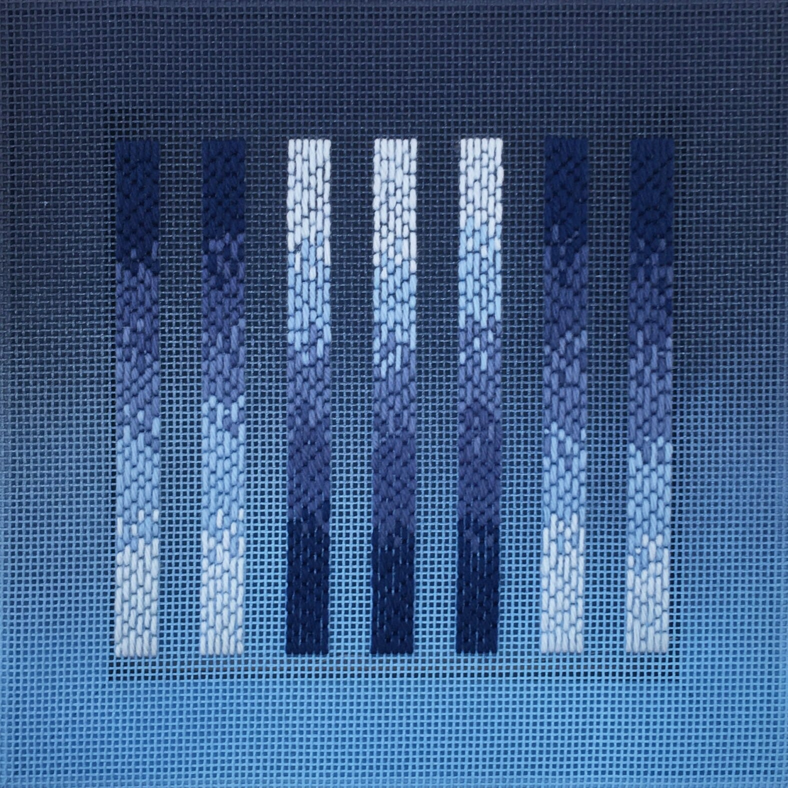 Zoe Gilbertson - Blue Fade