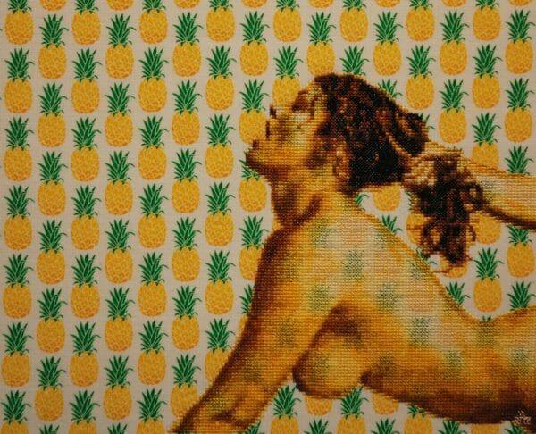 Ashlee Marcus - Aloha - Cross Stitch