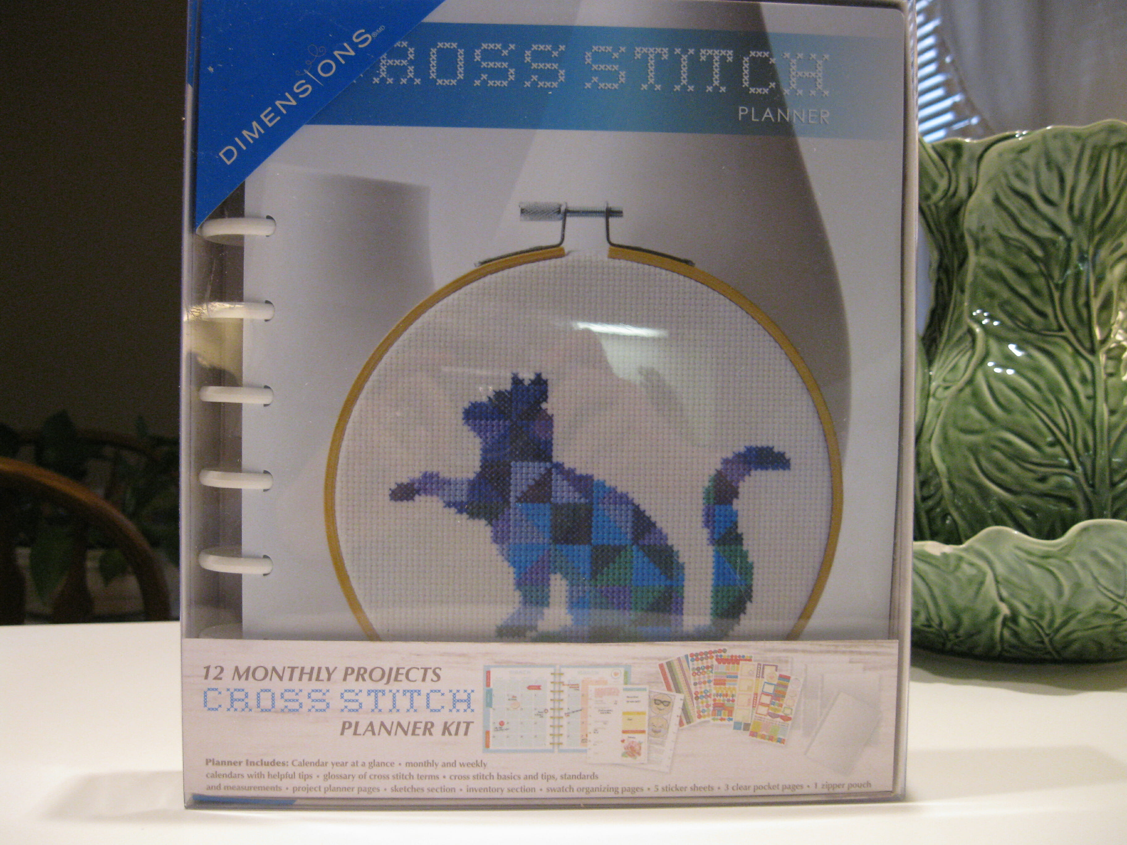 Cross Stitch Planner