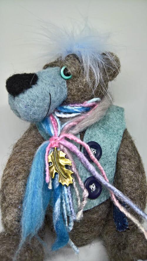 NoseyToes - Teddy Bear