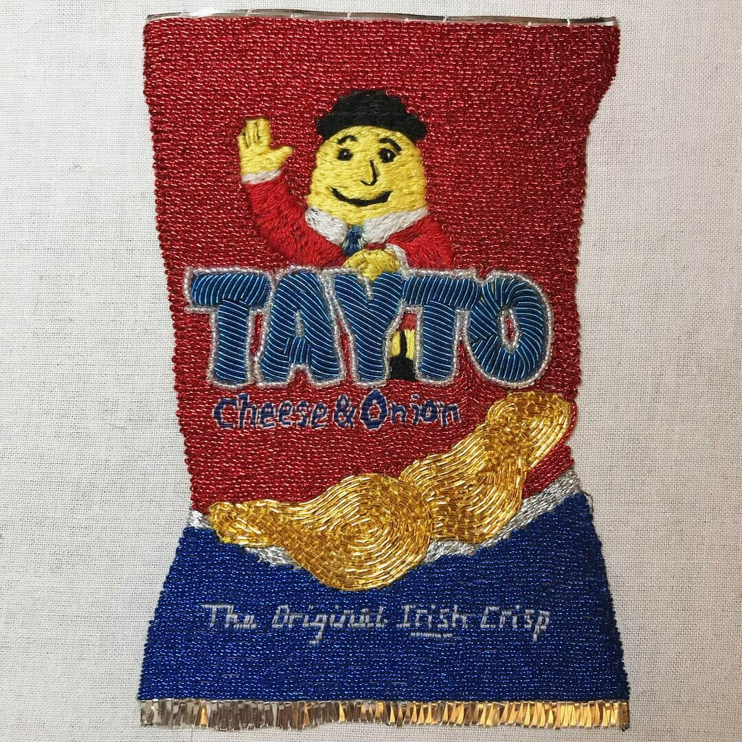 Sorcha O'RAW Tayto