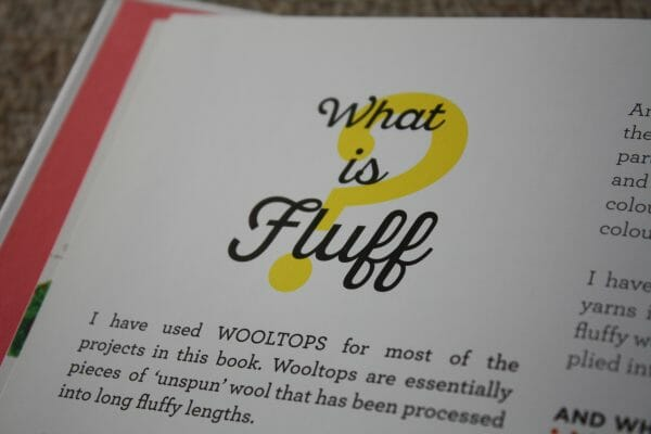 What is fluff? We get the answer within this book!