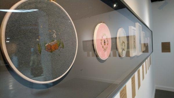 A Pritchett framed works