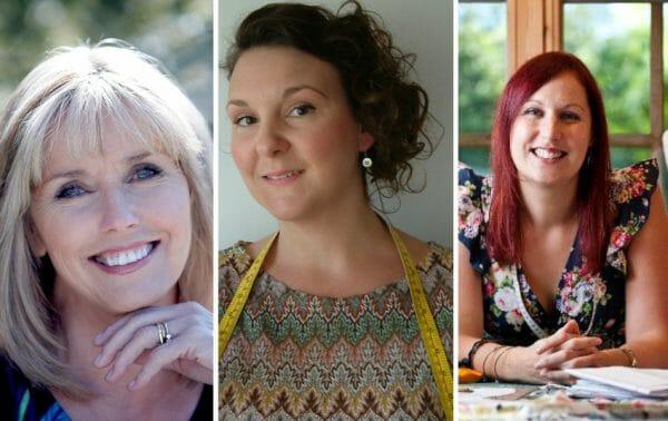 Debbie Shore, Jenniffer Taylor & Helen Rhiannon