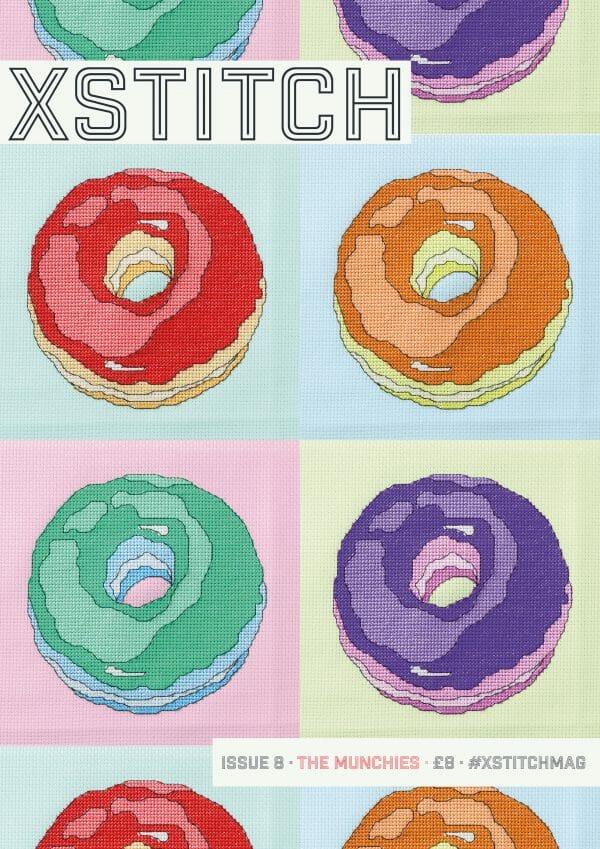 XStitch Magazine Issue 8 - The Munchies