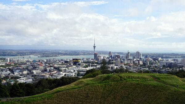 Cherry's beautiful and beloved Auckland, New Zealand