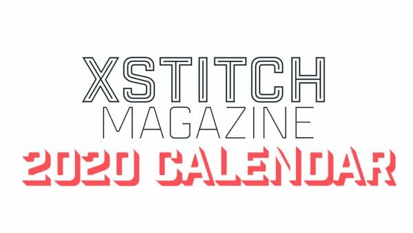 Support the XStitch Magazine 2020 Calendar on Kickstarter