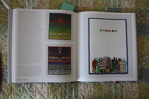 Visually the book is engaging, the imagery is second to none.