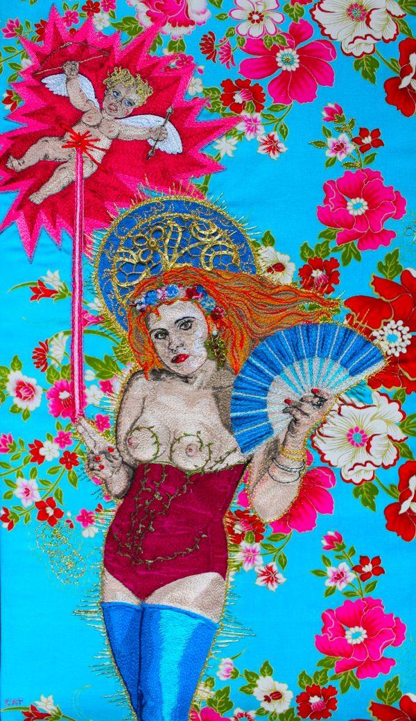 Cath Orain - Laser Madonna
