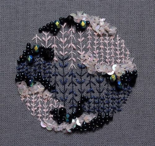 Rosie Wright Shop - Blossom and Blue Embroidery