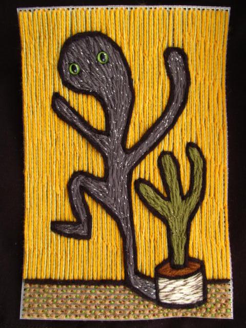 YarnArtist - Cactus Shadow (2019)