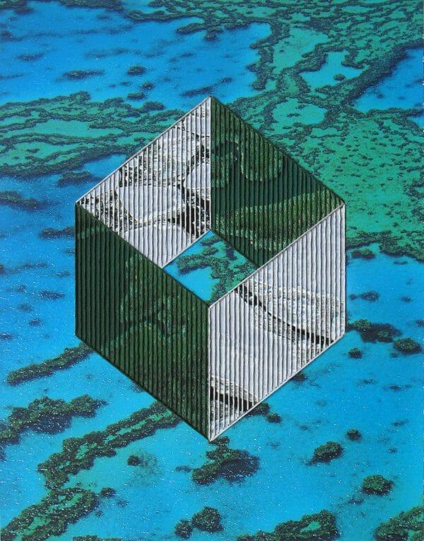 Shaun Kardinal - Three Dimensions Future (2019)