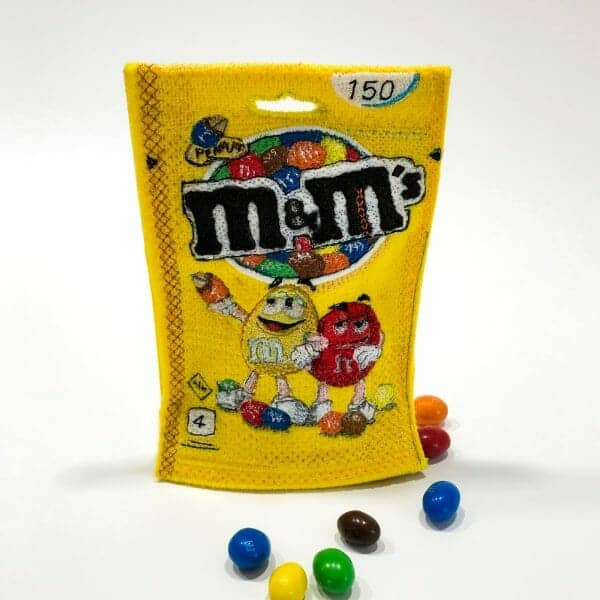 All About Sweets - Alicja Kozlowska's M&MS
