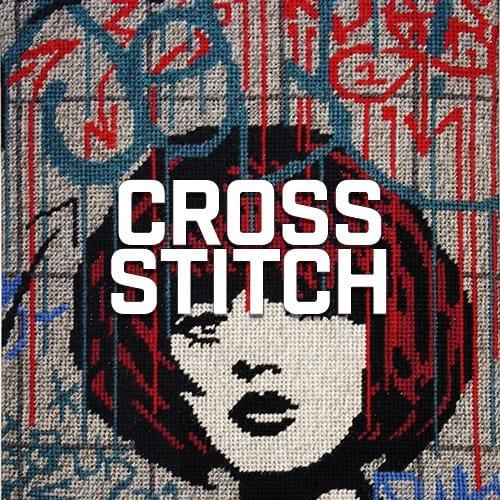 Cross Stitch   Mr X Stitch