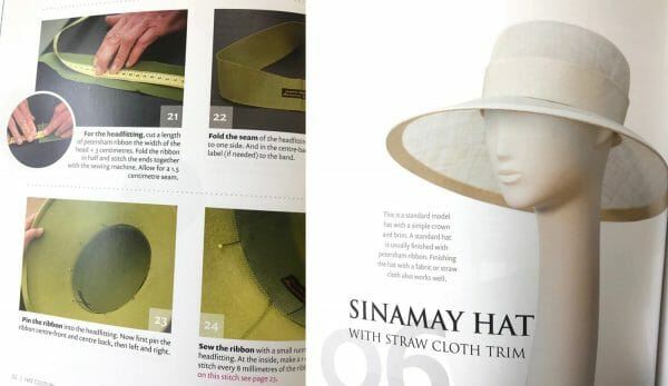 """basic projects in """"Hat Couture."""""""