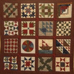 Underground Railroad quilt