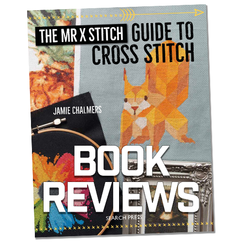 Textile Art & Embroidery Book Reviews