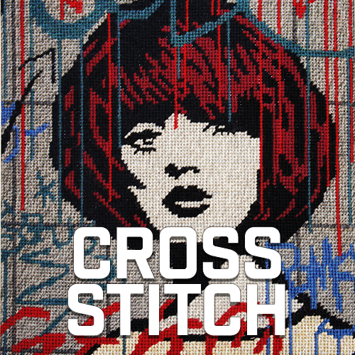 Modern Cross Stitch