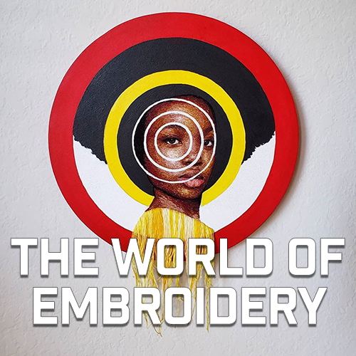 The World Of Embroidery