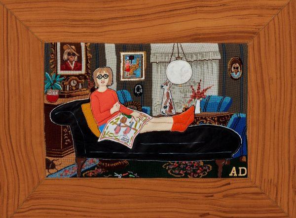 Adrienne Doig - Scene 3