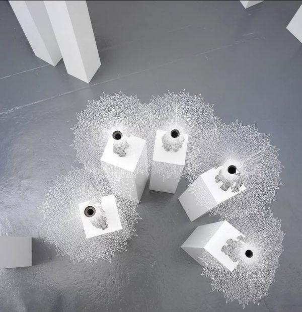 Human Constellations, 2007-2008, Kim Lieberman