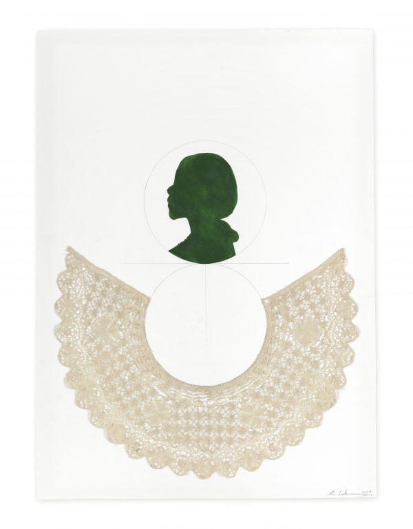 Why the Collar Thuli Madonsela, 2015, Kim Lieberman