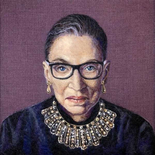 Dani Ives - Ruth Bader Ginsberg
