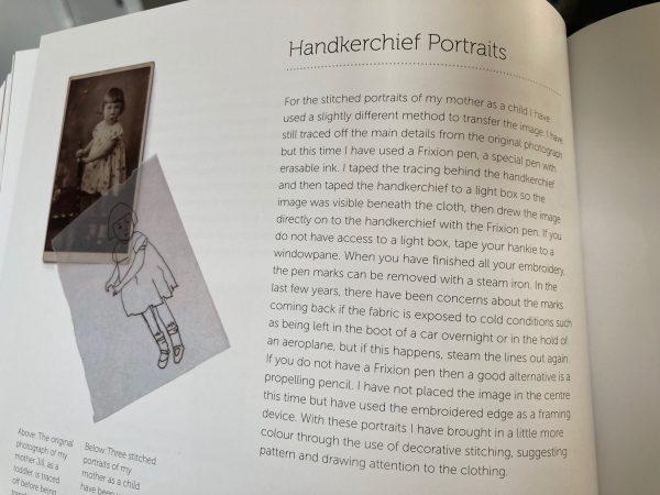 Mandy Pattullo Textiles transformed text