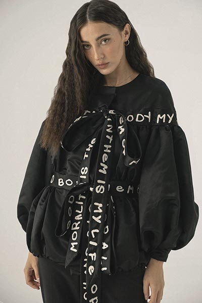 Moral Standards fashion by Olga Ochkas