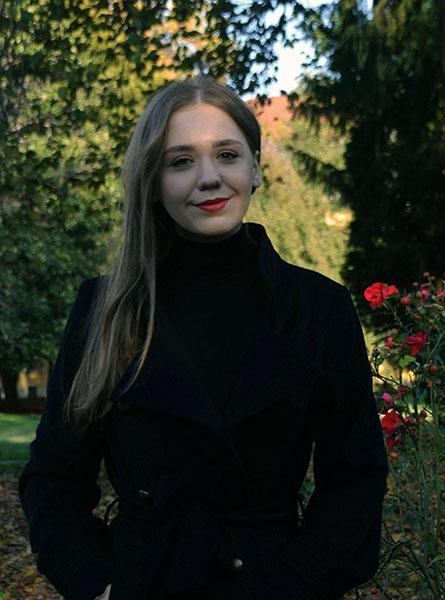 Olga Ochkas, fashion designer, Moral Standards