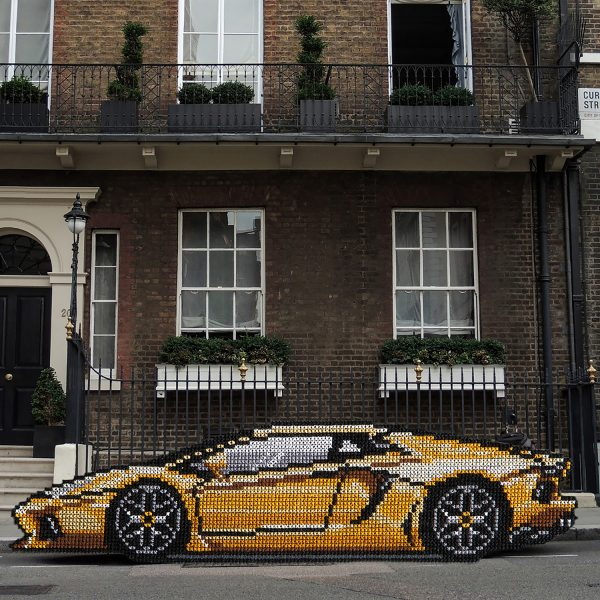 PXLCRS - Aventador from Issue 13: Fortune