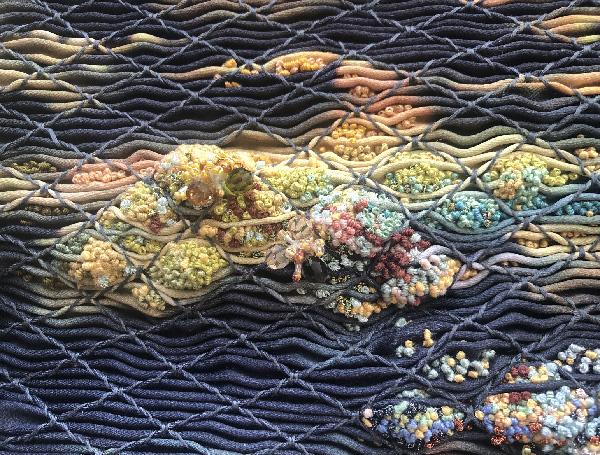 Rotem Ishaki - Beading and French Knots
