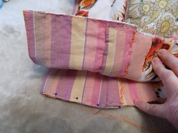 HOW TO CREATE A SLEEVE HANGING