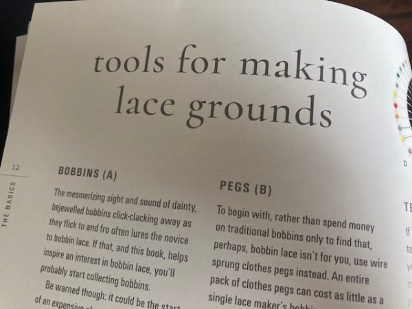 Lace Reimagined: 30 inspiring projects for making and using lace creatively tools