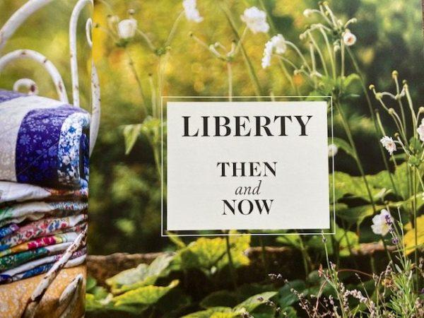 Liberty Print Jenni Smith then and now