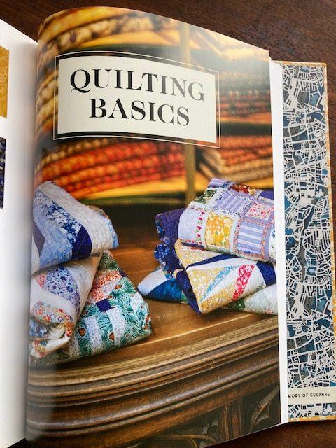 Jenni Smith Quilting Basics imagery