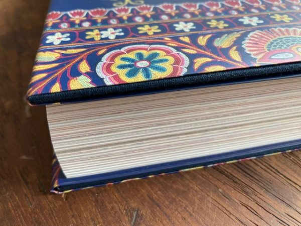 Textiles of India book for real