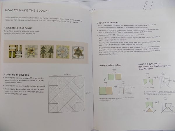 Book Review - The Sewing Room Sampler Quilt by Yoko Saito