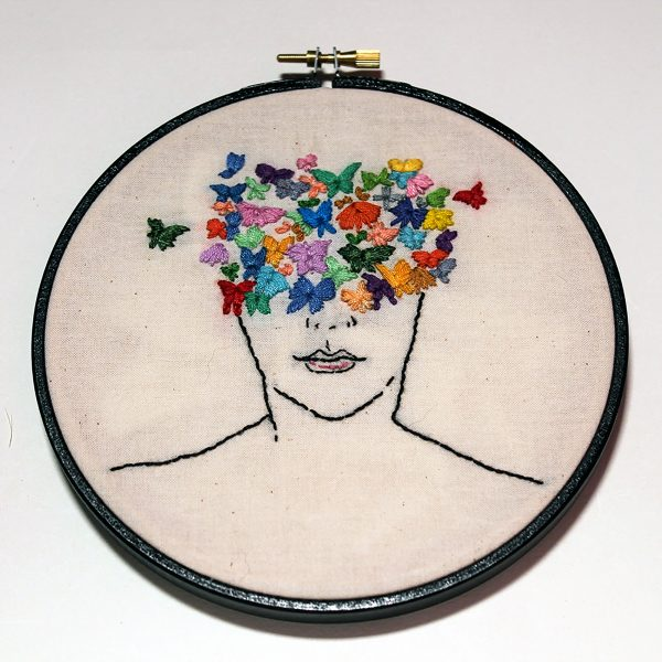 Ann Mills-Duggan - #stitchyourstory